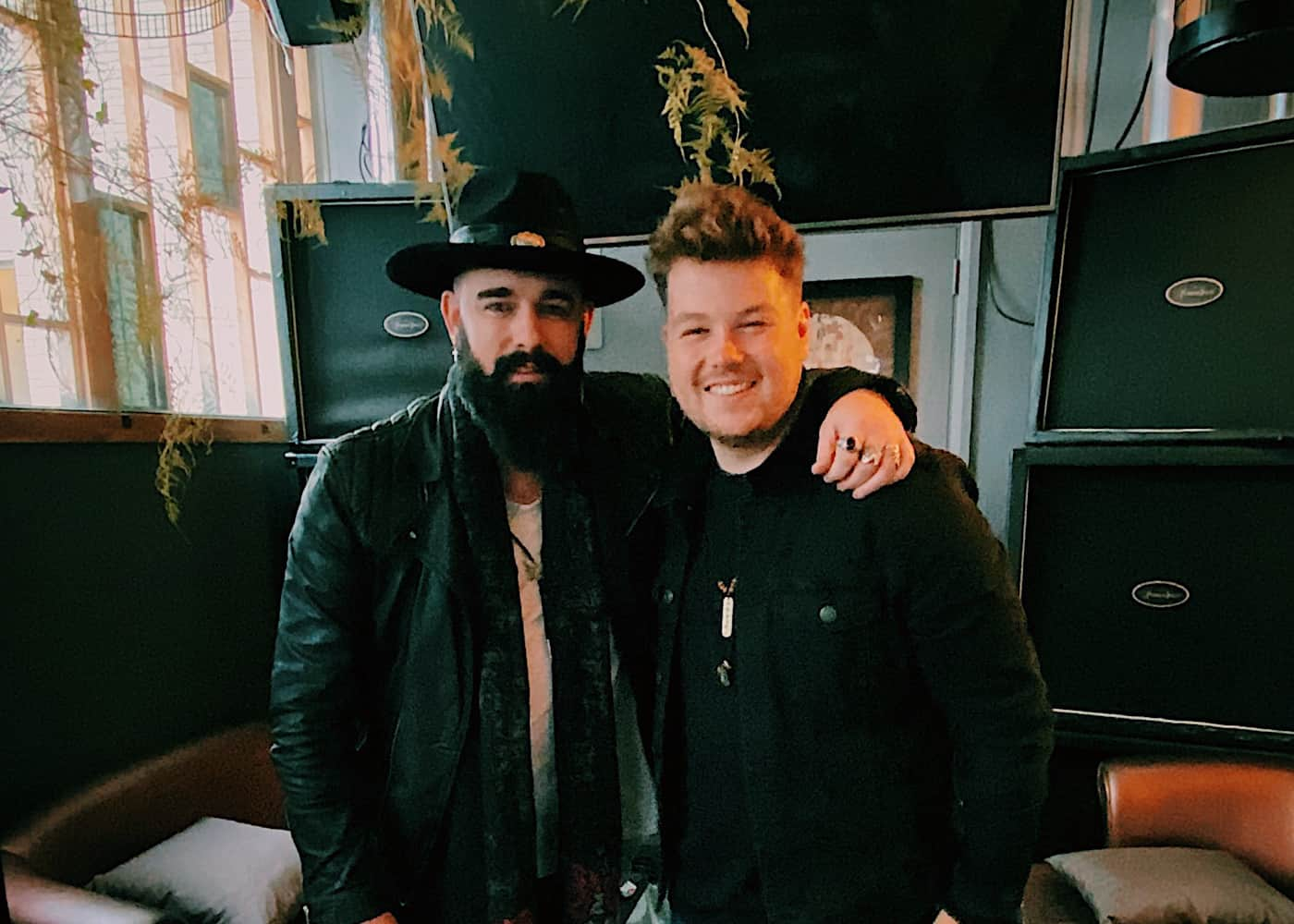 Jake Morrell: Stopping Music, Dermot O'Leary and Acceptance