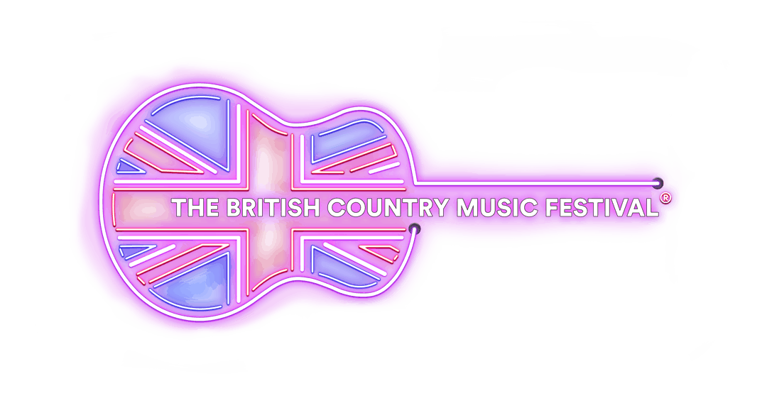 Logo for The Brtish Country Music Festival