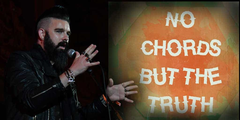 No Chords But The Truth in association with The British country Music Festival hosted by Matt Spracklen