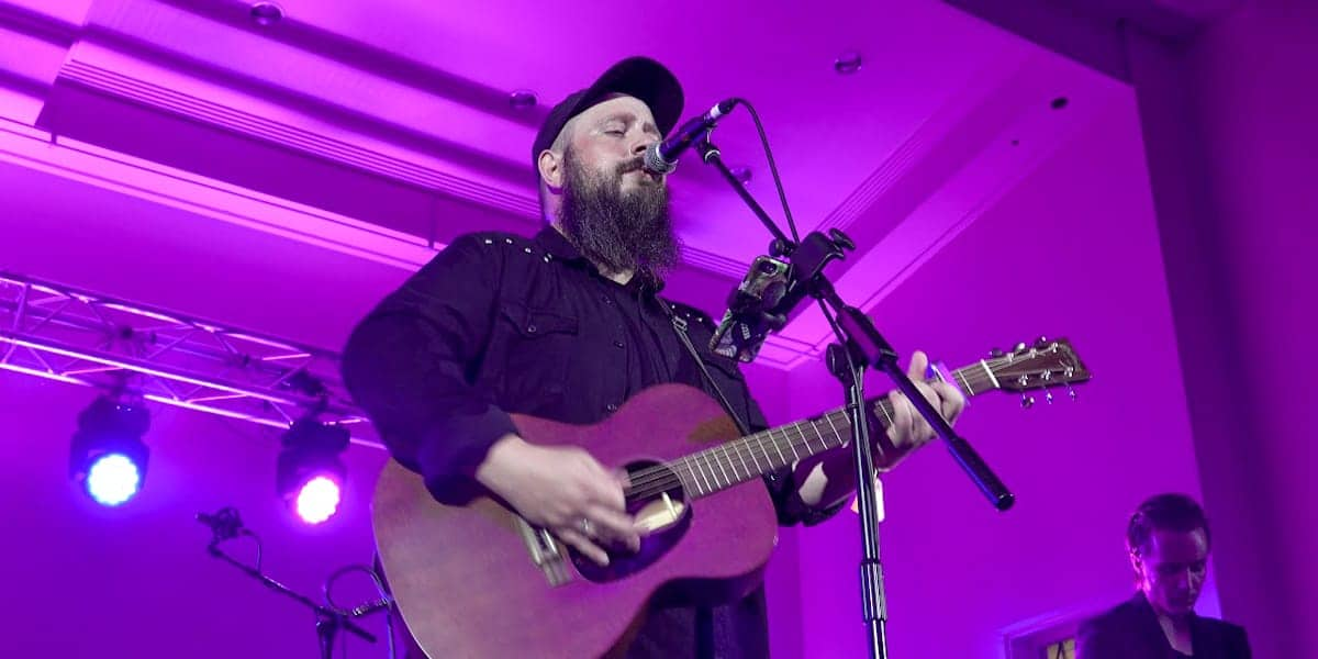The Fatherine front man Tim Prottey Jones | The British Country Music Festival