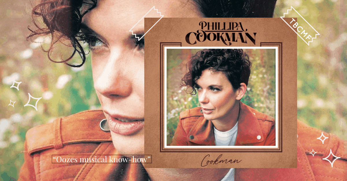 Phillipa Cookman Tell Me review