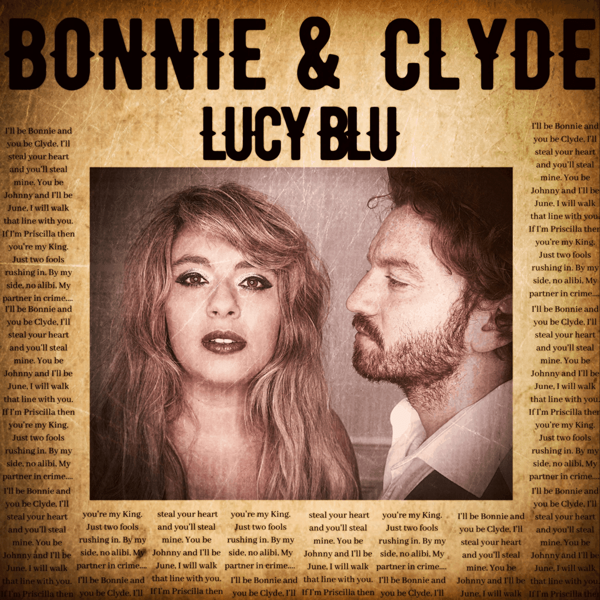 Lucy Blu releases Bonnie & Clyde