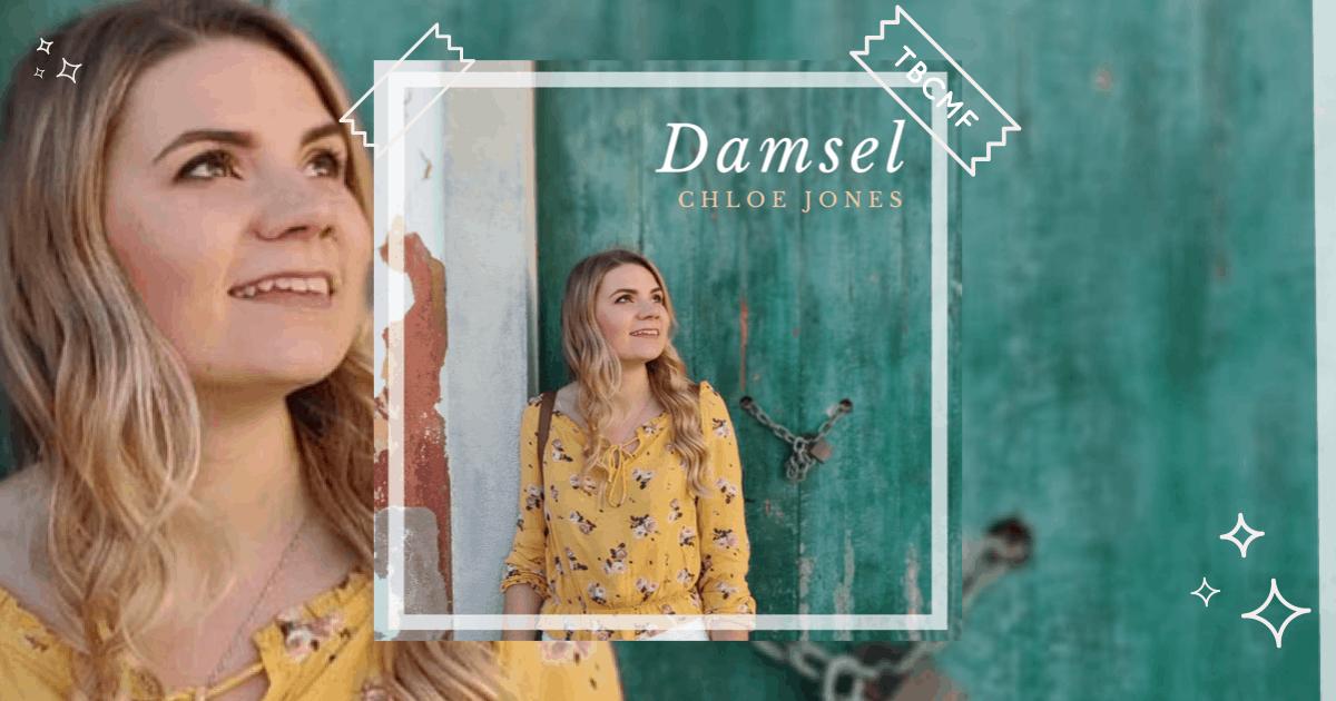 A review of Chloe Jones new release Damsel