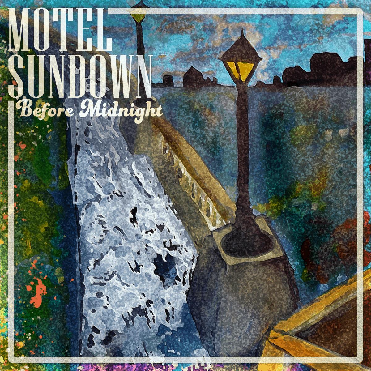 Artwork for Before Midnight by Motel Sundown