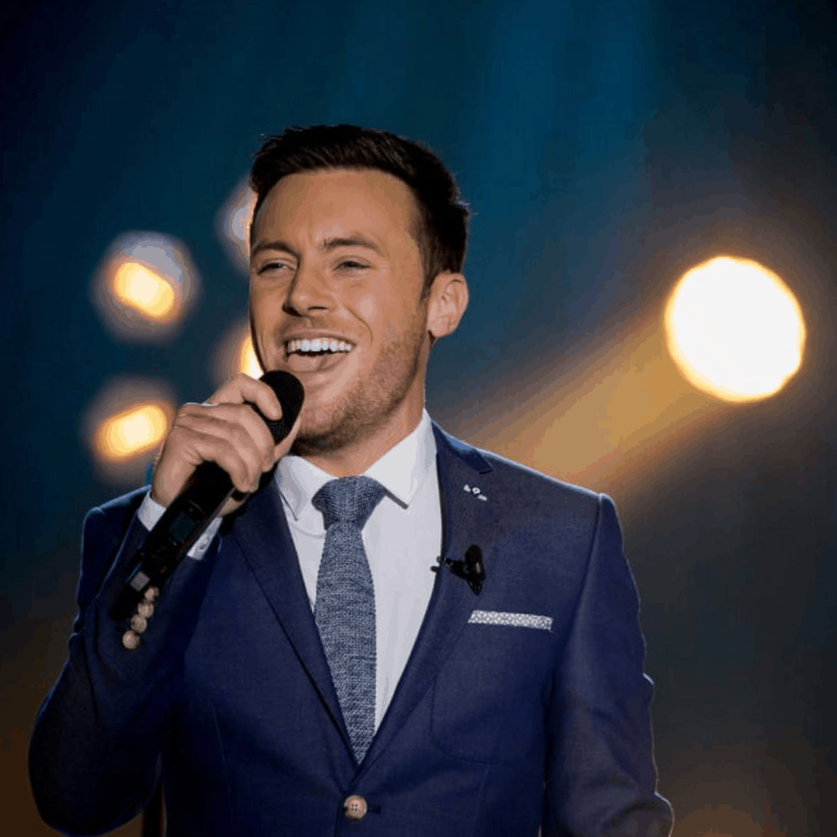 Nathan Carter headlines The British Country Music Festival