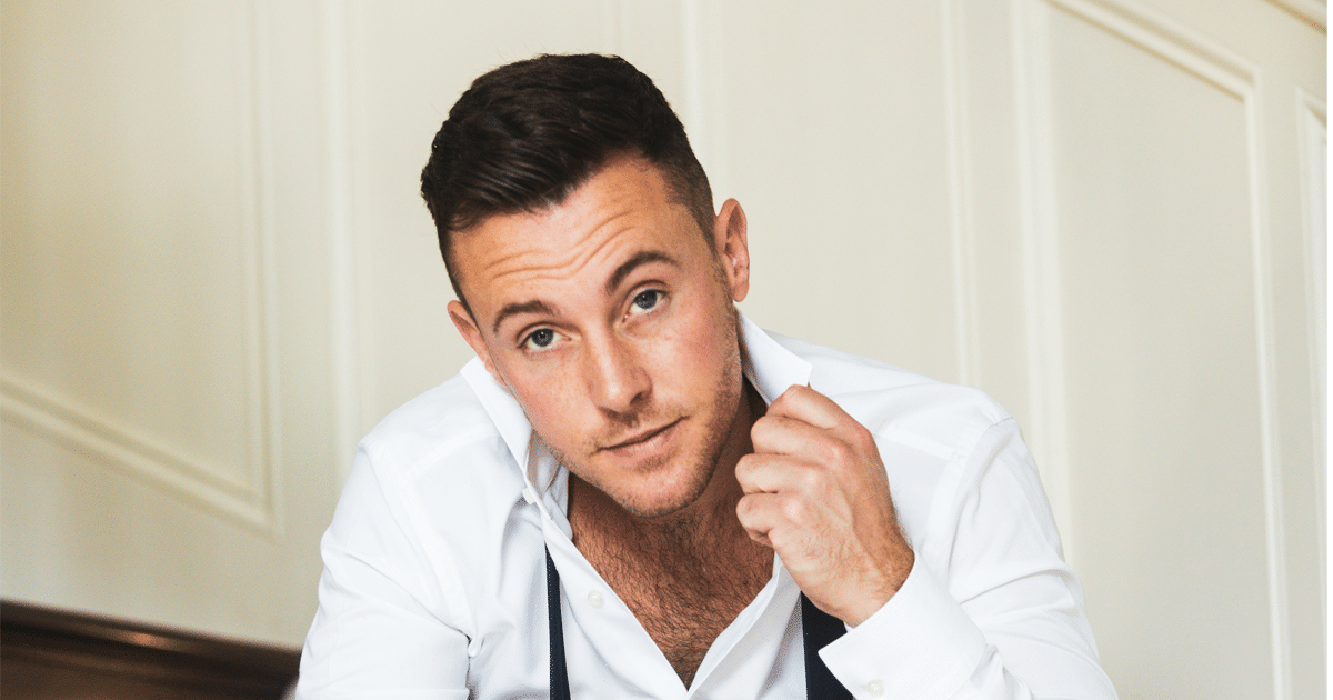 Nathan Carter the King of Irish Country Music is headlining The British Country Music Festival 2021