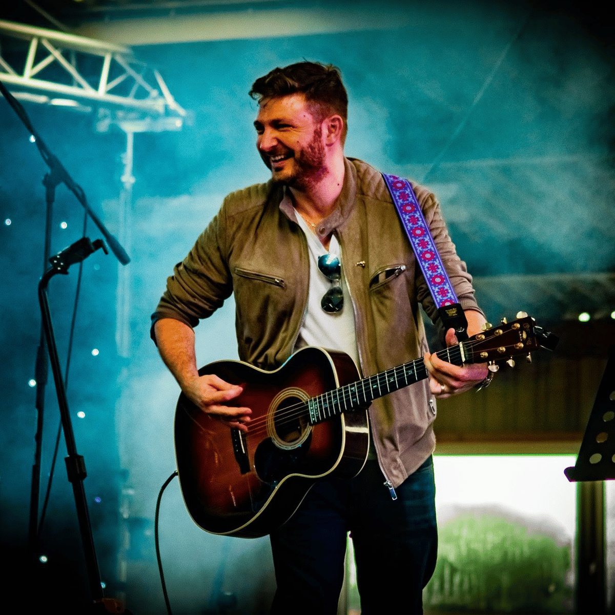 Peter Donegan to perform at The British Country Music Festival
